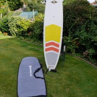 BIC DURATEC padded surfboard 7'9